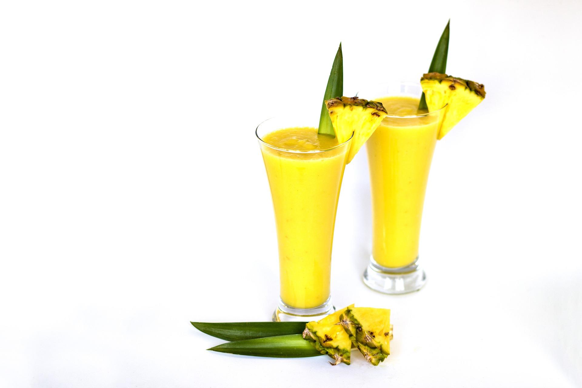 Pineapple Julius